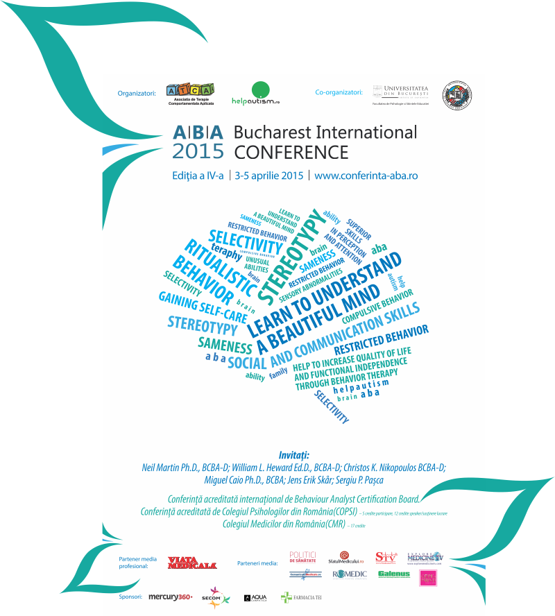 afisConferintaInternationalaABA2015
